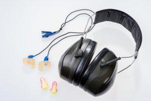 Gehörschutz, persönliche Schutzausrüstung